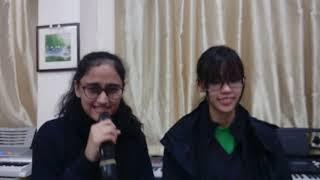 wkc的高中組優異獎6A Samia相片
