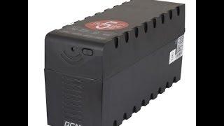 Ремонт безперебійного блока живлення/Repair of uninterruptible power supply Powercom