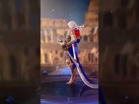 Live Wallpaper Lancelot Royal Matador Mobile Legend Bang Bang