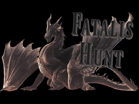 Fatalis Hunt (Master Rank Multiplayer) - Monster Hunter World: Iceborne [PC] |
