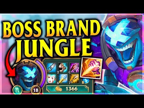 THE MOST LIT JUNGLER! FOREST FIRES ARE FUN! Battle Boss Brand Jungle - League of Legends Commentary