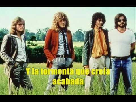 Led Zeppelin - Fool In The Rain (Subtitulado Al Español)