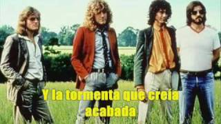 Led Zeppelin - Fool In The Rain (Subtitulado Al Español)