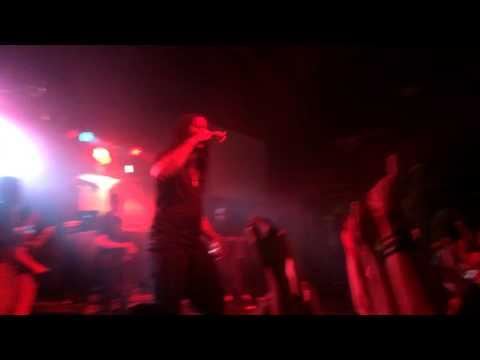 Waka Flocka Flame  @ The Orange Peel Asheville NC Pt 2 Bustin At Em
