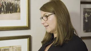 Fine art consultant, Ruth Davies on Stock Exchange Hotel's art collection.