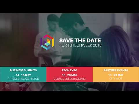 Save the date for Bucharest Technology Week 2018