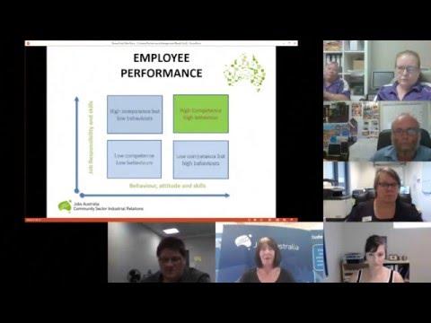 Jobs Australia Performance Management Feb 2016
