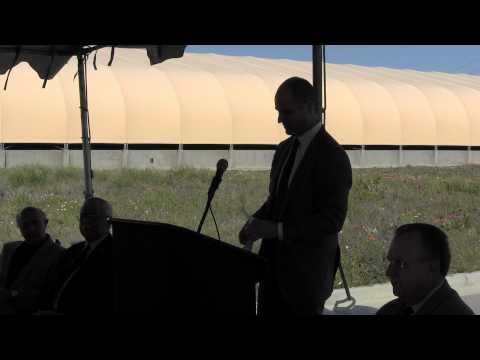 IEUA's Wind Turbine Dedication in Rancho Cucamonga