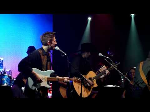 "Arthur Darvill, Glen Hansard & the cast of Once- ""When Your Mind's Made Up"" Live"