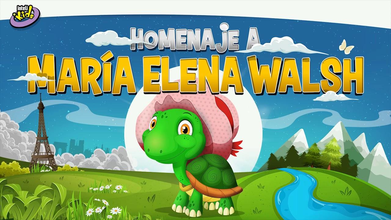 Manuelita, la tortuga - Homenaje a María Elena Walsh