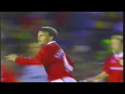 Ole Gunnar Solskjær Greatest Ever Manchester Goal - Welcome Back toManchester United 2018