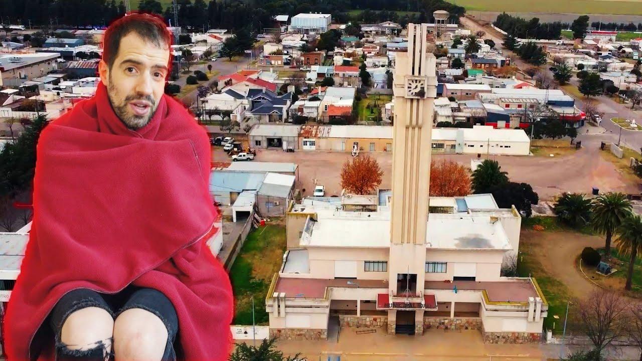 TORNQUIST, un pueblo ALEMAN de 6.000 habitantes