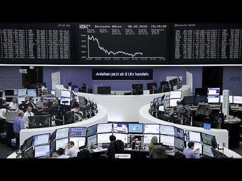 Les bourses européennes plongent face aux craintes liées à la croissance mondiale - economy