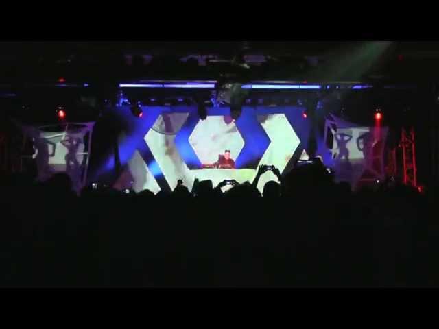 Hocico - Rebellious - Jose Cuervo Salón - 25 - Octubre - 2014