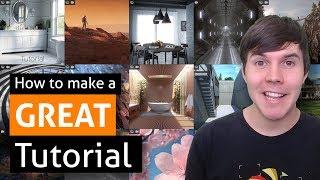 How to make a GRËAT Tutorial