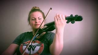 Wonder Woman Theme - (Violin Cover)
