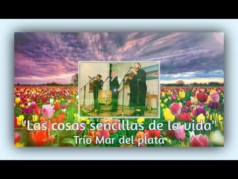 Trio Mar del Plata - Las cosas sencillas de la vida
