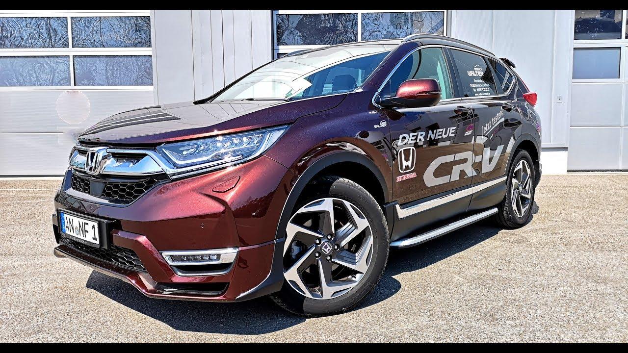 2019 Honda Cr V 1 5 Executive Aero Package Youtube