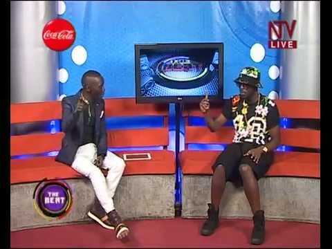 Eddie Kenzo Interview on NTV The Beat (3/4)