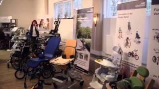 видео Новинки реабилитационной техники