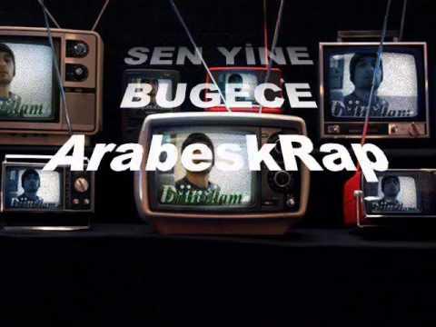 Djintikam 2013 YozgatRapTeam-aklıma geldin sen yine bu gece-süper-arabesk rap