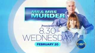Mr and Mrs Murder new promo video