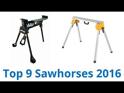 9 Best Sawhorses 2016