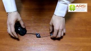 HQ-Tech HQ-MA430 USB Retractable Optical 800DPI обзор / review