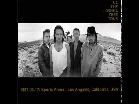 U2 - Los Angeles, USA 17-April-1987 (Full Concert With Enhanced Audio)
