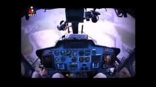 18-01-2013 - TVI, Jornal das 8 -- Um dia com as equipas de emergência helitransportadas