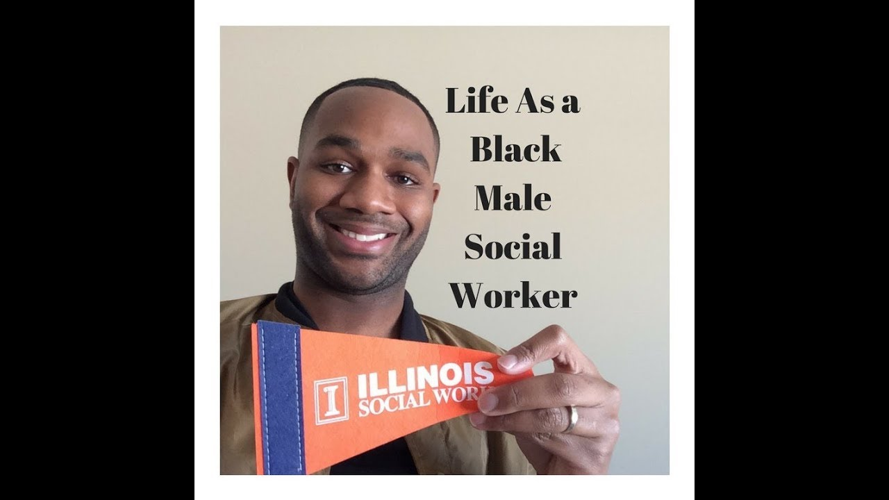 life as a black male social worker