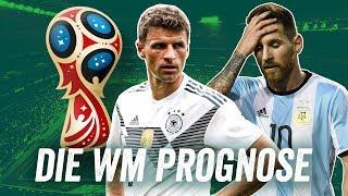 WM 2018 Prognose: Frankreich gewinnt, Messi enttäuscht? Goldener Schuh für Müller oder Werner?