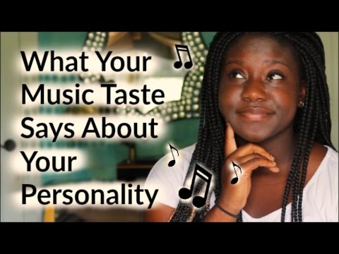 What Music Says About Your Personality | ft. peaceofelise