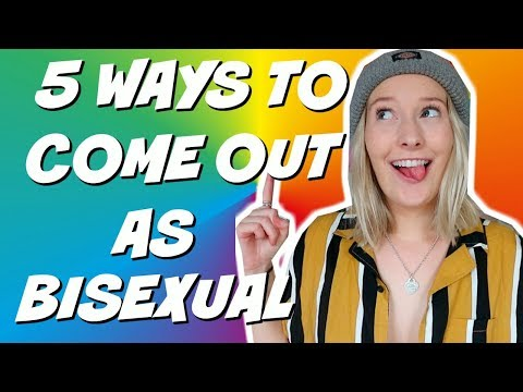 How to come out to your family as bisexual