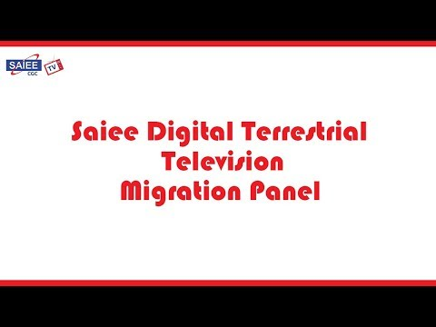 DIGITAL TERRESTIAL TELEVISION (DTT) TRANSITION - AN IDEAL WORLD IMPLEMENTATION PANEL DISCUSSION