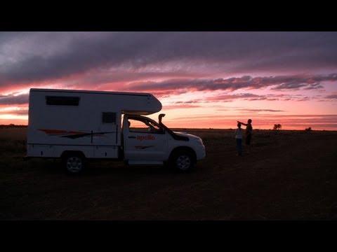 Overlanders Way travel video guide Queensland Australia