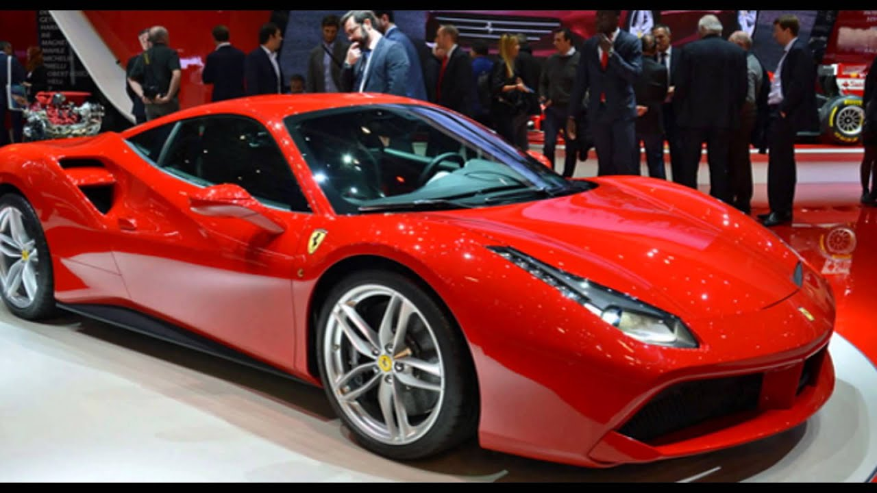 2017 2016 ferrari 488 gtb new sport car luxury overviews release date youtube. Black Bedroom Furniture Sets. Home Design Ideas