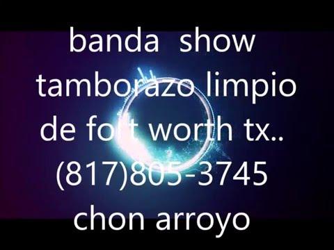 LA COBRA.banda Show Tamborazo Limpio..de Fort Worth Tx