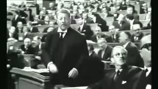 Petite leçon d'Europe par Jean Gabin dans « Le président » dans cinema mqdefault