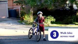RACQ Road Safety Lessons - Bike Safety