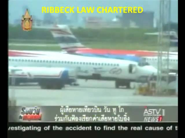 Ribbeck Law Chartered in Thiland Business News
