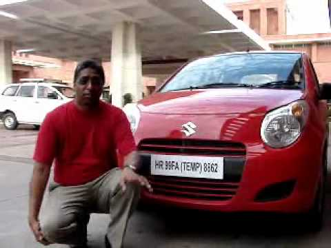 Team-bhp.com review on Maruti A-star Automatic