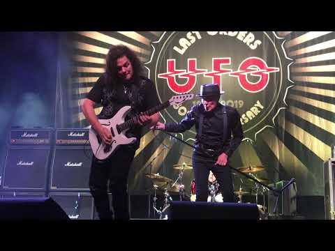 UFO - Lights Out Live 2019