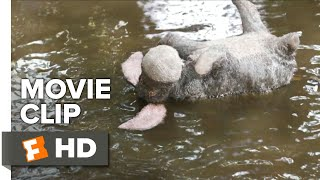 Christopher Robin Movie Clip - Eeyore Rescue (2018) | Movieclips Coming Soon