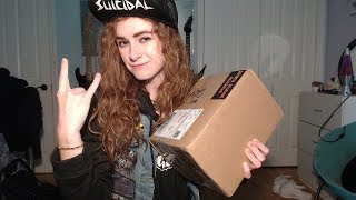 SEWER SLUDGE RECORDS UNBOXING!!