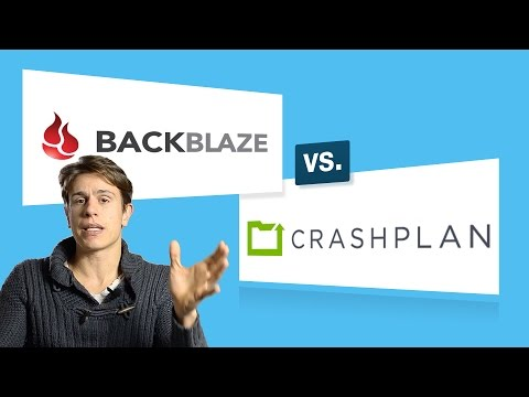 Crashplan vs Backblaze: Which Is the Best for You?