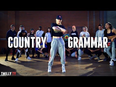 Nelly - Country Grammar - Choreography by Delaney Glazer - #TMillyTV