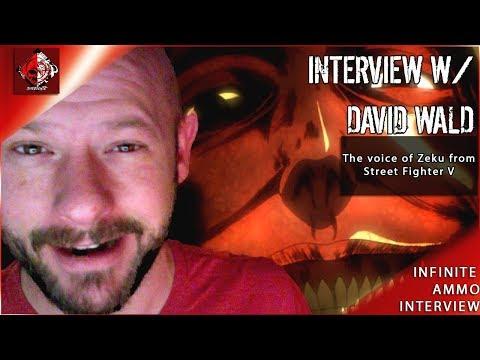 Infinite Ammo  w David Wald, Voice Of Zeku @DavidWald_VA