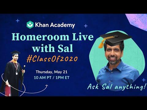 Daily Homeroom: Congratulations Class of 2020!