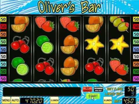 Игровые автоматы Oliver's Bar (Бар Оливера) Multi Gaminator